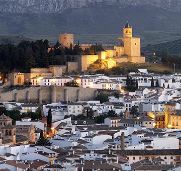 Antequera Casco Antiguo