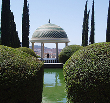 La Concepción. Jardín botánico-histórico de Málaga