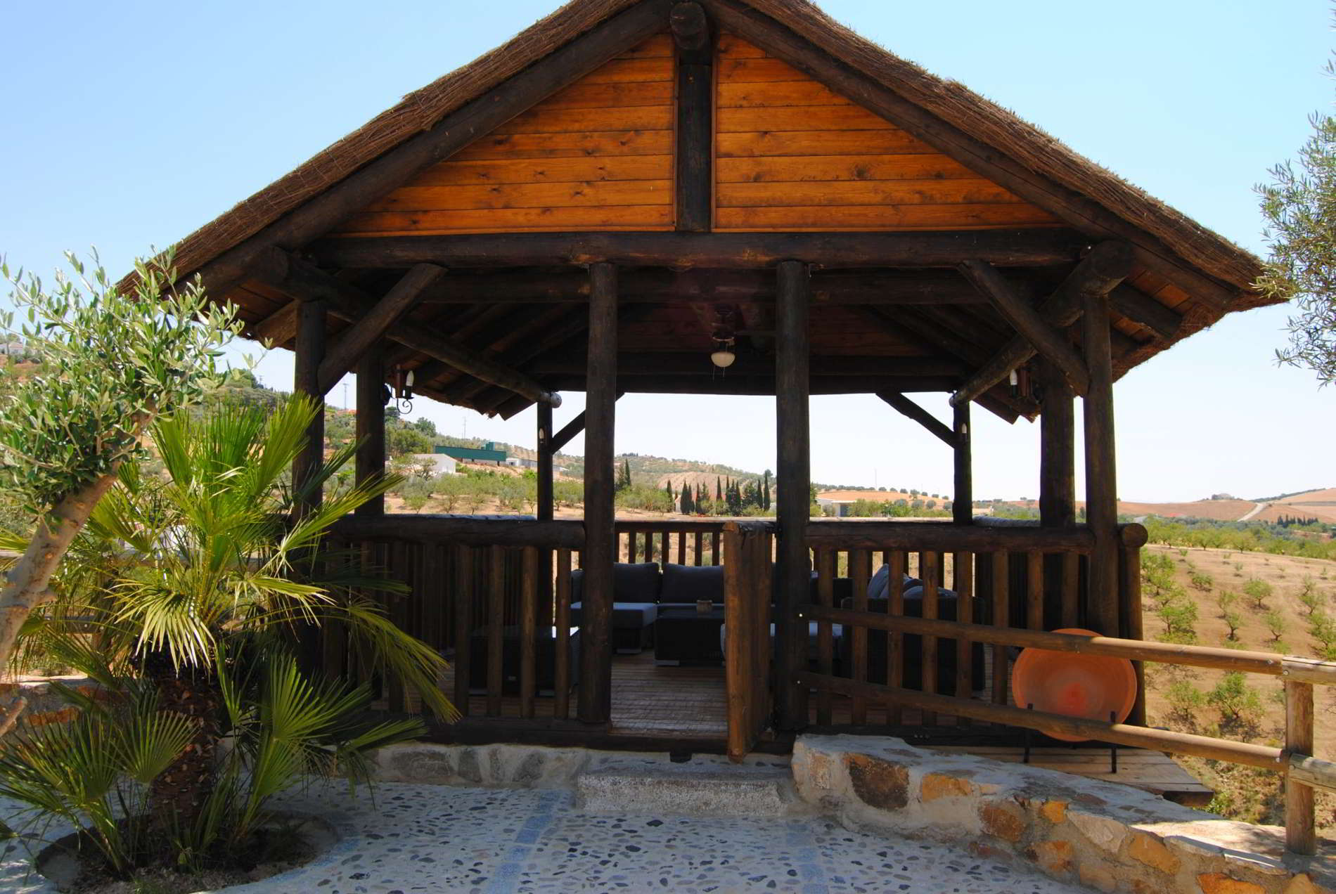 Mirador de la Casa Rural Finca del Río, Antequera, Málaga